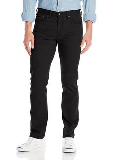 Dockers Men's Jean Cut Slim Fit Pant Black Twill (Stretch)