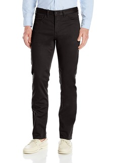Dockers Men's Jean Cut Soft Stretch Slim-Fit Pant Black (Stretch)