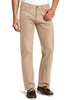 Dockers Men's Jean Cut Straight-Fit Pant Khaki Corduroy - discontinued