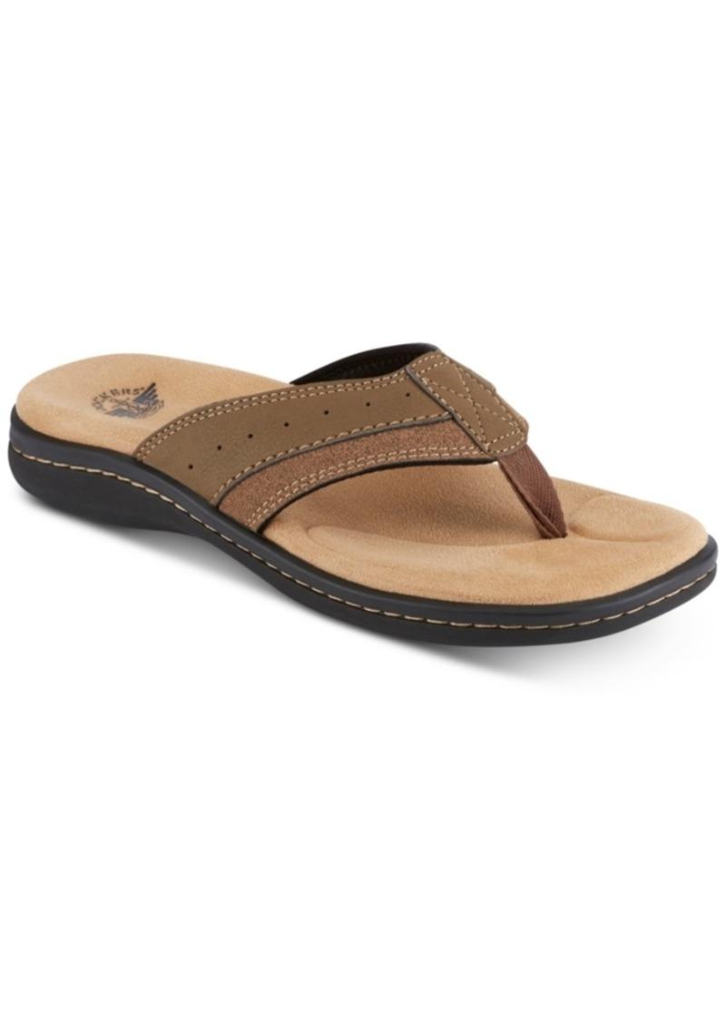 Dockers Men's Laguna Flip-Flop Sandals Men's Shoes