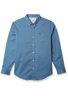 Dockers Men's Long Sleeve Button Up Perfect Shirt