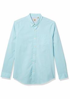 Dockers Men's Long-Sleeve Button Up Perfect Shirt  XXL