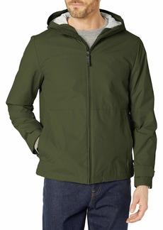 Dockers Men's Mason All Terrain Hooded Windbreaker Jacket