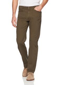 Dockers Men's Men's 5-Pocket Straight  Pants 29 X 32