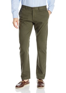 Dockers Men's Modern Khaki Slim Tapered Flat Front Pant Olive Avalon - Discontinued