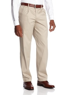 Dockers Men's New Iron Free D3 Classic Fit Pleated-Cuffed Pant  36x30