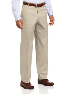 Dockers Men's New Iron-Free Flat-Front Khaki Pant