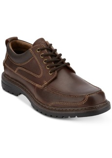 Dockers Men's Overton Moc-Toe Leather Oxfords Men's Shoes