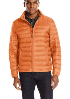Dockers Men's Packable Pillow Down Jacket