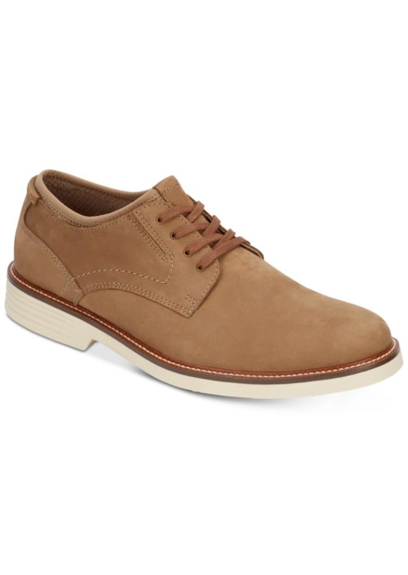 Dockers Men's Parnell Alpha Plain-Toe Oxfords Men's Shoes