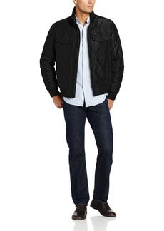 Dockers Men's Performance Bomber Jacket