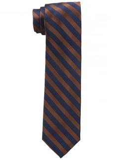 Dockers Men's Portola Drive Stripe 100% Silk Tie