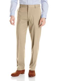 Dockers Men's Prestige Khaki Classic-Fit Flat-Front Pant Dockers Khaki - discontinued