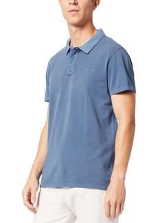 Dockers Men's Regular-Fit Garment-Dyed Pique Polo Shirt