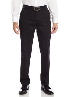 Dockers Men's Relaxed Fit Signature Khaki Pant - Flat Front D4 Black 38x29