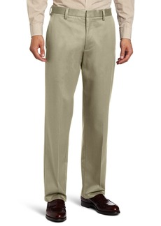 Dockers Men's Relaxed Fit Signature Khaki Pant - Flat Front D4 Dark Beige 38x32