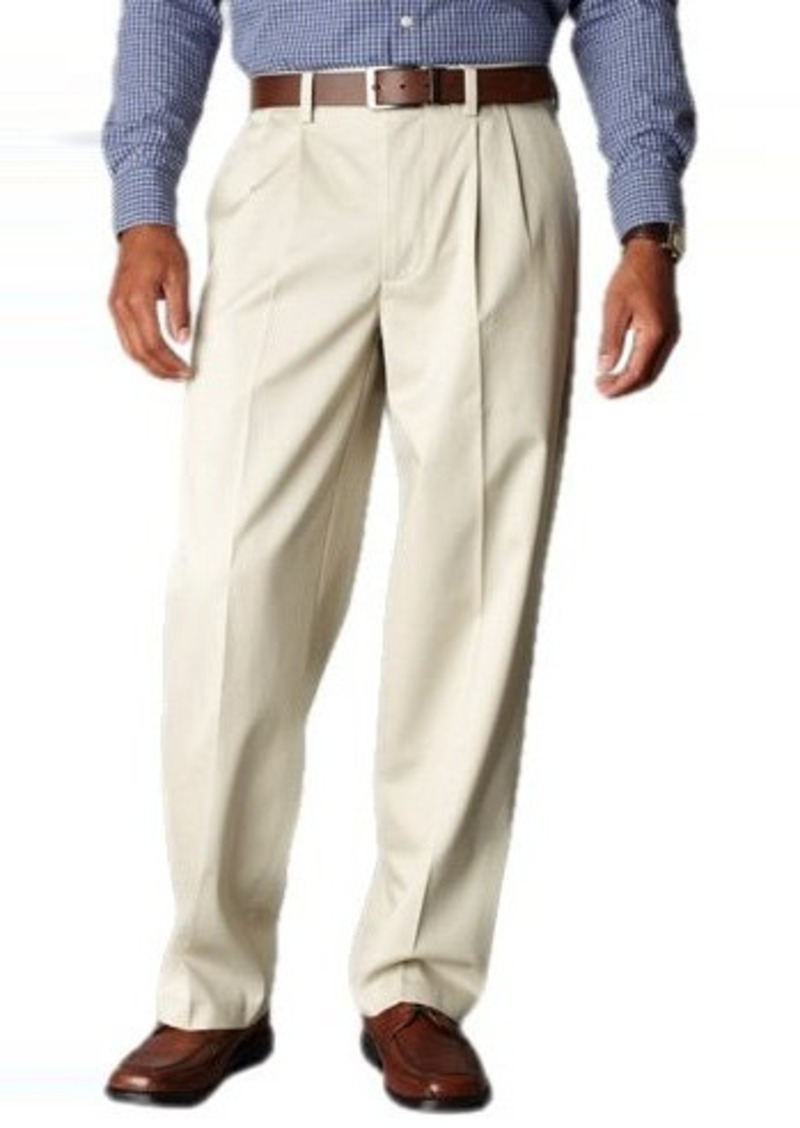 37bc2b64f332a Dockers Dockers Men s Relaxed Fit Signature Khaki Pant - Pleated D4 ...