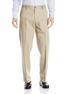 Dockers Men's Relaxed Fit Stretch Signature Khaki Pants D4 Timberwolf (Stretch) 42W x 30