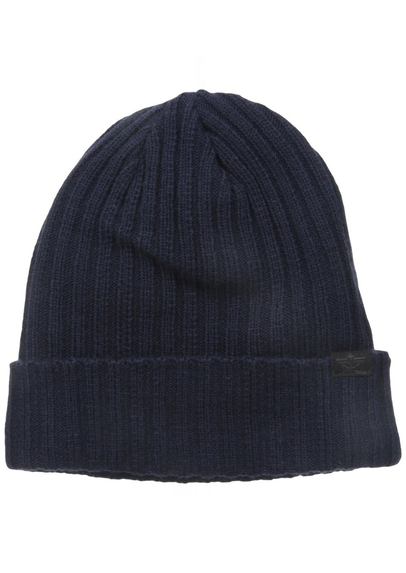 Dockers Men's Rib-Knit Beanie