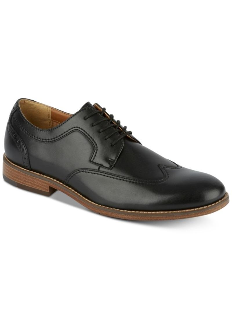 Dockers Men's Ryland Leather Wingtip Oxfords Men's Shoes