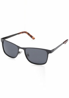 Dockers Men's S06869ldp008 Polarized Rectangular Sunglasses