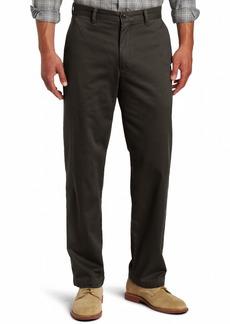 Dockers Men's Saturday Khaki D3 Classic-Fit Flat-Front Pant Rosin - discontinued
