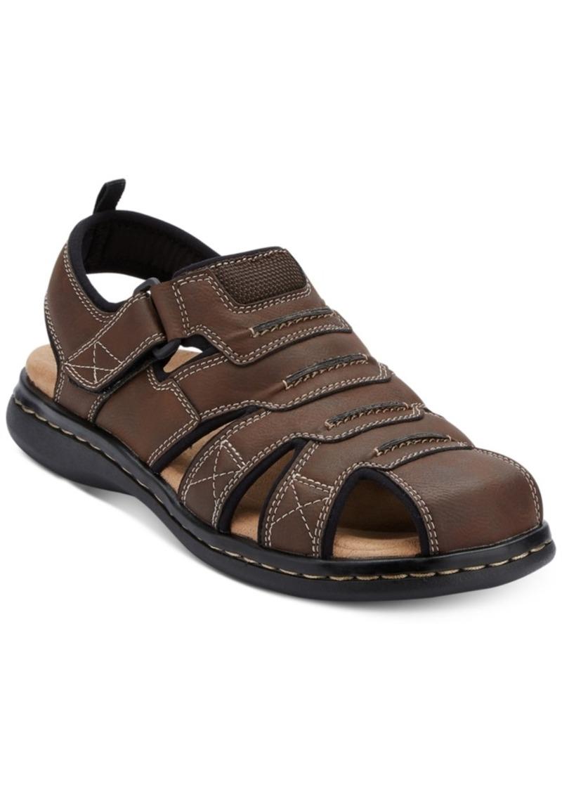 Dockers Men's Searose Closed-Toe Fisherman Sandals Men's Shoes