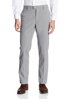 Dockers Men's Sf Khaki Modern Slim Fit Flat Front Pant Jennison/Ancient Stone - discontinued
