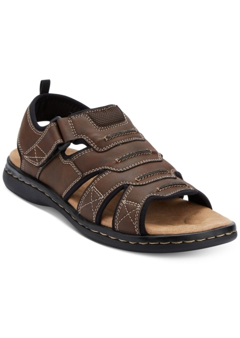 Dockers Men's Shorewood Open-Toe Fisherman Sandals Men's Shoes