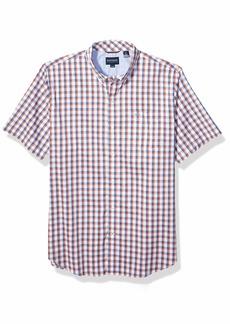 Dockers Men's Short Sleeve Button Down Comfort Flex Shirt