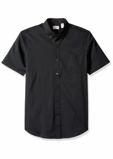 Dockers Men's Short Sleeve Button Down Comfort Flex Shirt