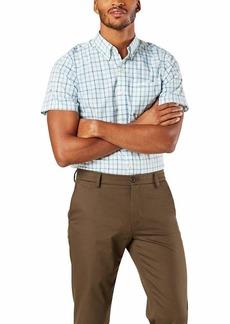 Dockers Men's Short Sleeve Button Down Shirt  S