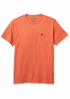 Dockers Men's Short Sleeve Crewneck Tee Shirt