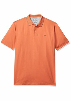 Dockers Men's Short Sleeve Performance Polo  2X-Large