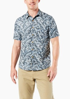 Dockers Men's Short Sleeve Resort Shirt