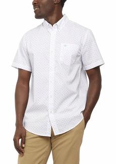 Dockers Men's Short Sleeve Signature Comfort Flex Shirt