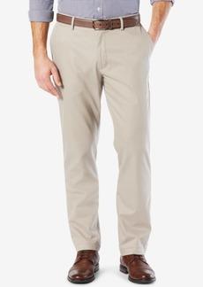 New Dockers Men's Signature Lux Cotton Athletic Fit Stretch Khaki Pants