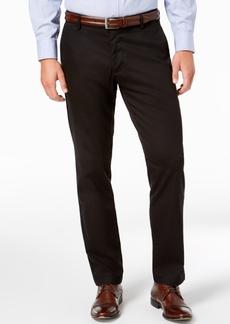 Dockers Men's Signature Lux Cotton Athletic Fit Stretch Khaki Pants