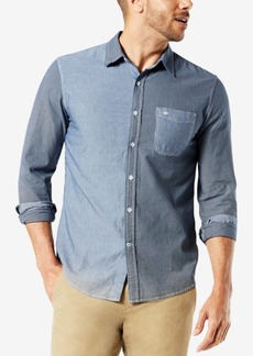 Dockers Men's Slim-Fit Mixed Pattern Shirt