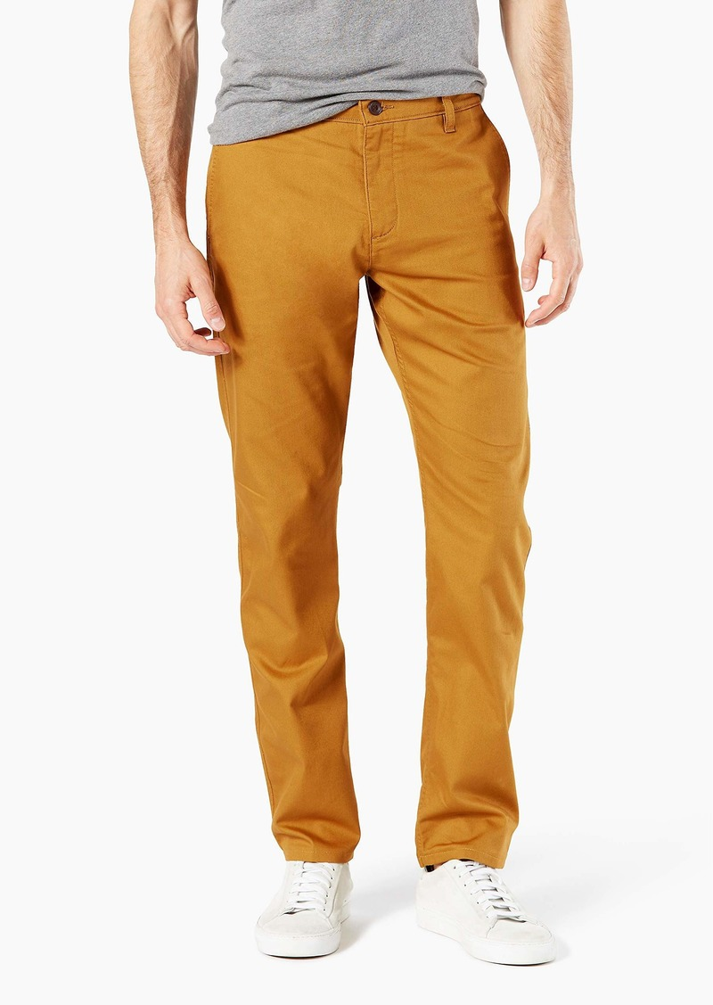 dockers Men's Slim Fit Original Khaki All Seasons Tech Pants D1