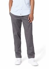 Dockers Men's Slim Fit Signature Khaki Lux Cotton Stretch Pants  32Wx29L
