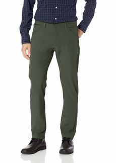 Dockers Men's Slim Fit Smart 360 Tech Khaki Pants  33 34