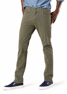Dockers Men's Slim Fit Smart-Jean Cut 360 Flex Pants