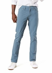 Dockers Men's Slim Fit Ultimate Jean Cut Pants steam Blue