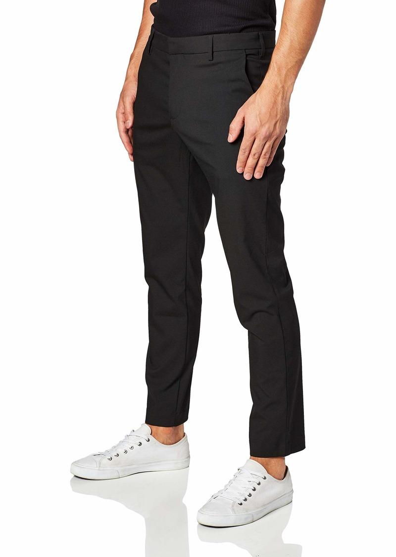 Dockers Men's Slim Fit Supreme Flex Ace Tech Pant black 34 30