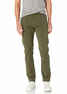 Dockers Men's Slim Fit Ultimate Chino Pants army olive