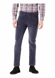Dockers Men's Slim Fit Ultimate Jean Cut Pants Navy Smoke