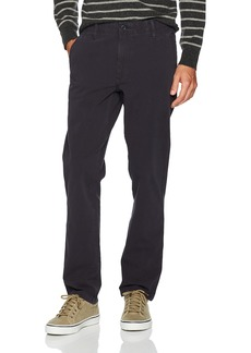 Dockers Men's Slim Tapered Fit Downtime Khaki Smart 360 Flex Pants Navy (Stretch)