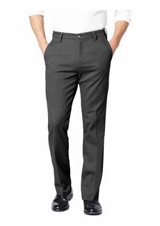 Dockers Men's Slim Tapered Fit Easy Khaki Pants Storm Heather -Grey 30Wx30L