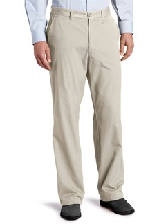 Dockers Men's Soft Khaki D3 Classic Fit Flat Front Pant Cloud - discontinued